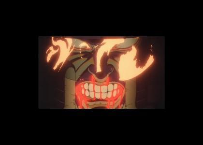 Glistening Hellfire Visor . . .