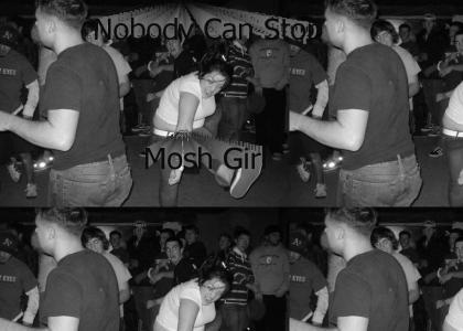 Mosh Girl