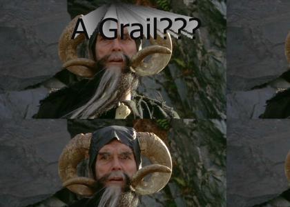 A Grail?!