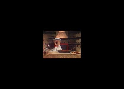 Swedish Chef Catches Numa Numa Fever