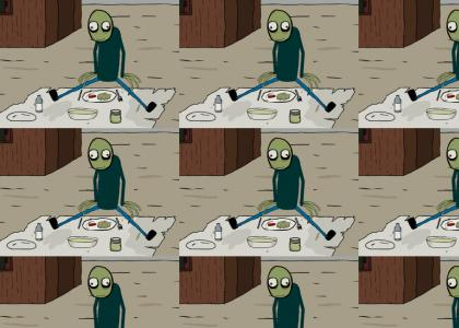 Mr Fingers -(Refresh)- Salad Fingers Tribute