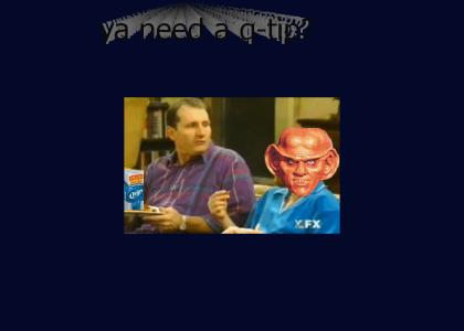 What Al Bundy would say to a Ferengi