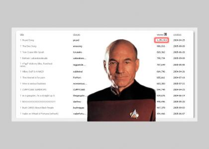 NOTHING moves Picard