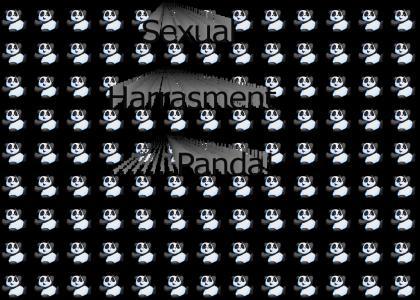 Sexual Harrassment..... Panda