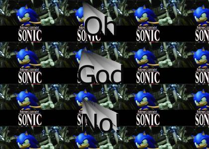 Super Smash Bros Brawl Newcomer:  Sonic