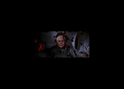 KIRK DOUGLAS wants American Beauty (also Sundaes!!!)