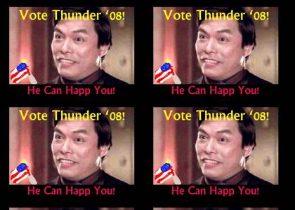 He Can Happ You!