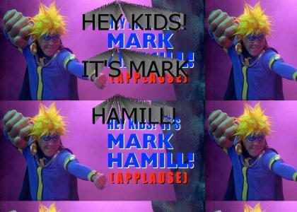 Hey Kids! It's Mark Hamill!