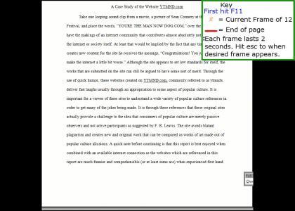 YTMND Case Study (Boring)
