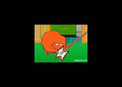 Meatwad is Fucking Metal