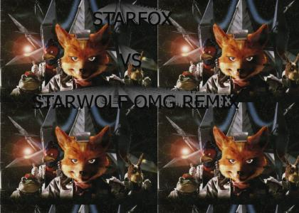 StarFox vs. StarWolf