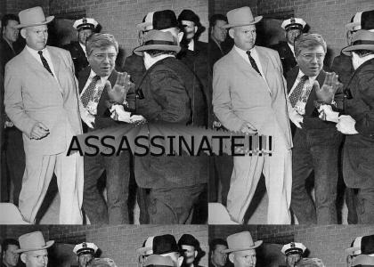 ambassador assassinated