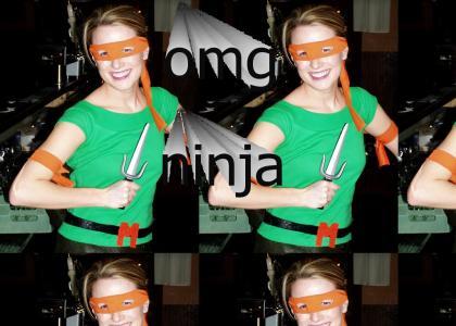 omg ninja turtles