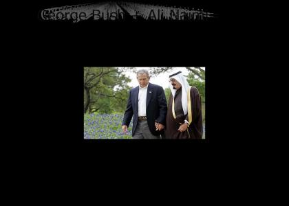 George Bush & Ali Naimi
