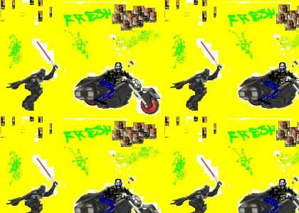 vader sings of bel air bike theft