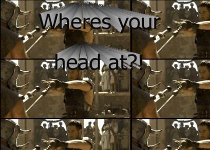 Best Scene in Gladiator