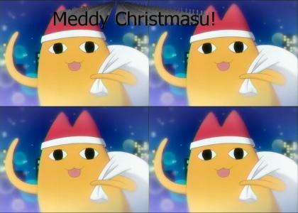 Meddy Christmasu!