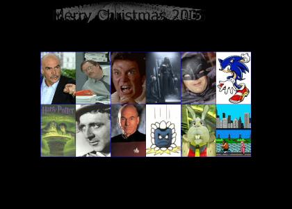 The 12 Fads of YTMND (12 Days of Christmas)