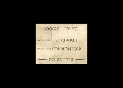 Medieval GoogleFight