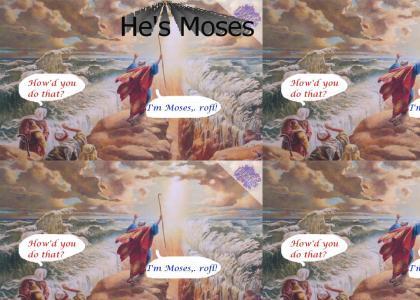 PTKFGS Moses, rofl