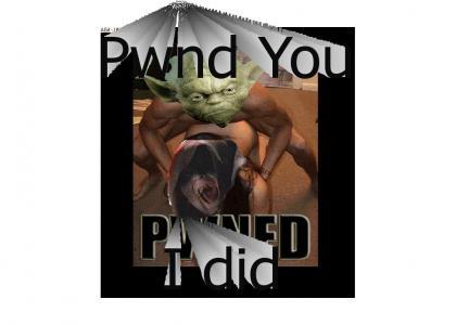 Yoda owns Sidious