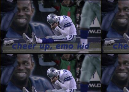 Dear Tony Romo,