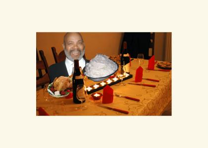 Uncle Phil's meal is ruined