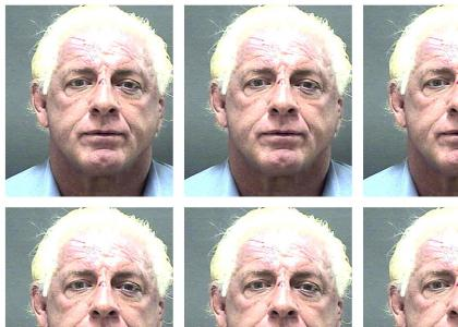 Ric Flair's going to Jail