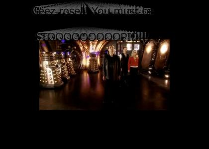 Dr Who travels with NOOBS!!!