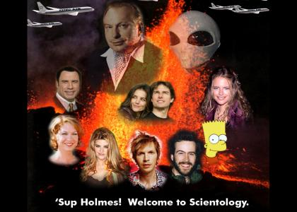 Welcome to Scientology