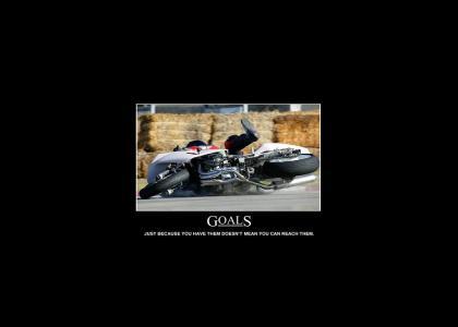 Life Lessons # 15: Goals