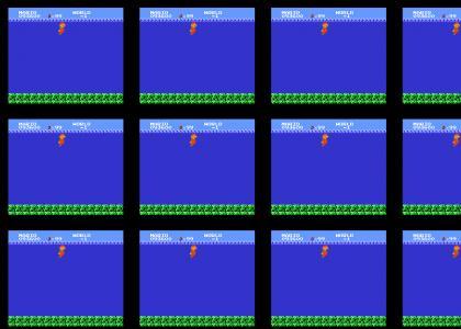 Mario - The Minus World