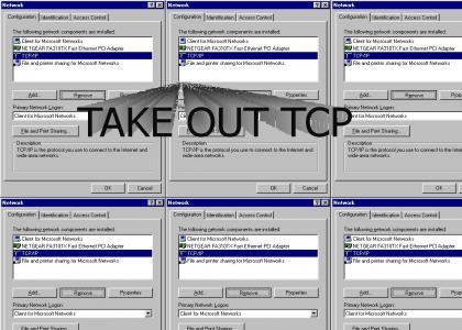 Take Out TCP (v1.1)