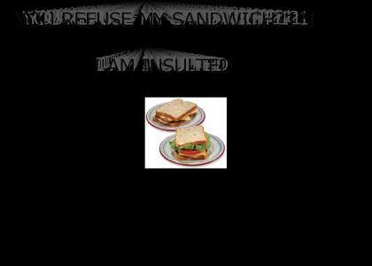 SANDWICH HEATHEN