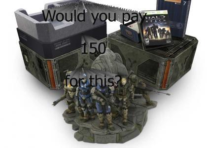 Halo Reach $150