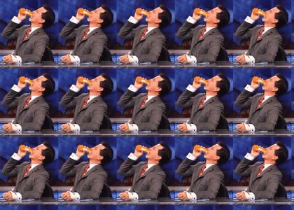 Colbert is addicted