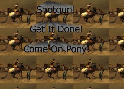 Come On Pony!