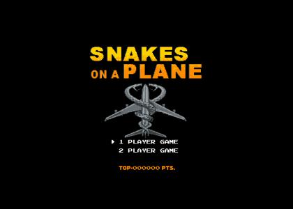 Snakes on a NES