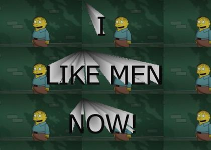 I Like Men Now!