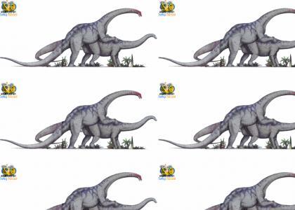 brontosaurs havin teh sexx