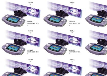 Advanced  Thetan Detector Revealed