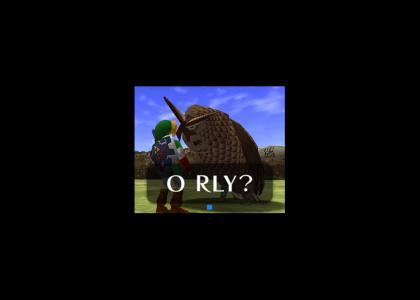 Zelda O RLY