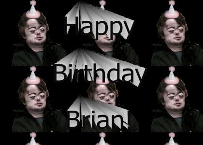 Happy Birthday Brian!