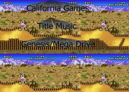 Great Moments in Video Game Music - California Games