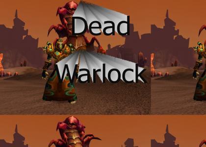 Alert the internet dead warlock