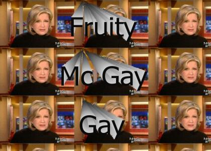 Diane Sawyer on Homosexuals