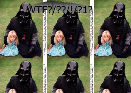 Darth Vader... SEX???