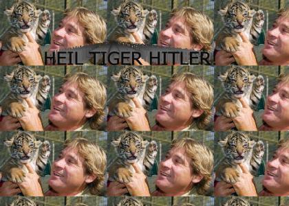 OMG, Secret Nazi Tiger Cub !!