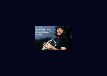 Legends of Jazz- #12: Chuck Mangione (Not Funny)