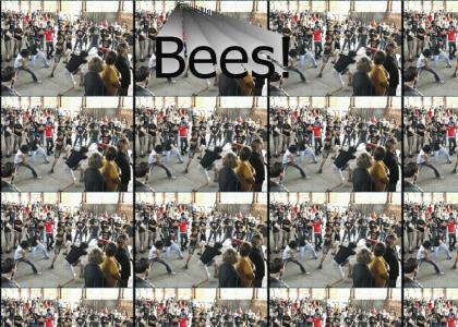 Hardcore Dancing Bees
